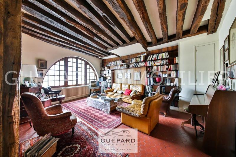 Vente de prestige appartement Paris 5ème 1895000€ - Photo 2