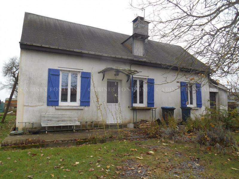 Vendita casa Grandvilliers 122000€ - Fotografia 1