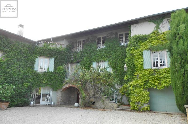 Location maison / villa Saint-genis-les-ollières 2650€ CC - Photo 3