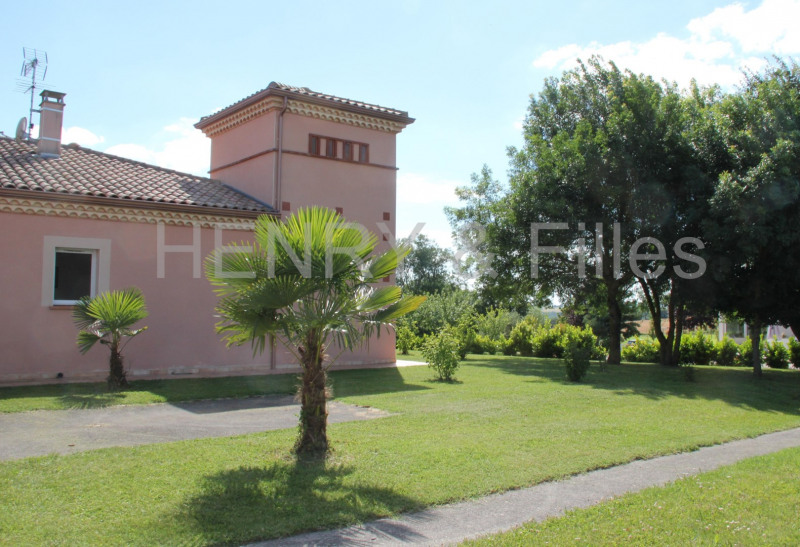 Vente maison / villa L'isle jourdain 10 min 415 000€ - Photo 2