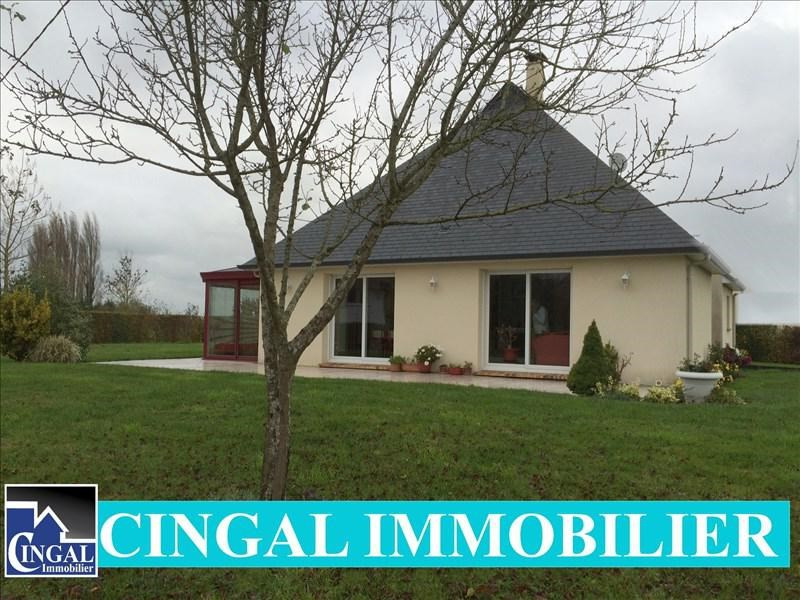 Vente maison / villa Troarn 269000€ - Photo 1