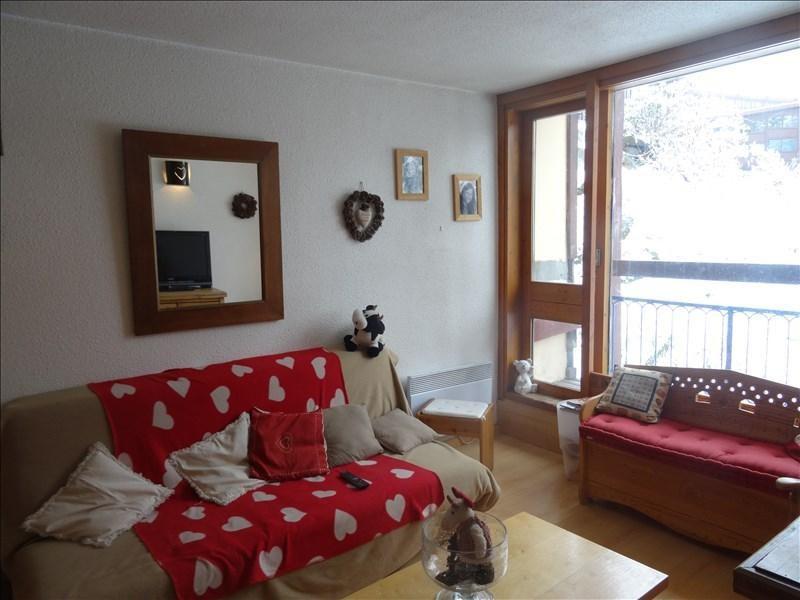 Vente appartement Les arcs 267000€ - Photo 1