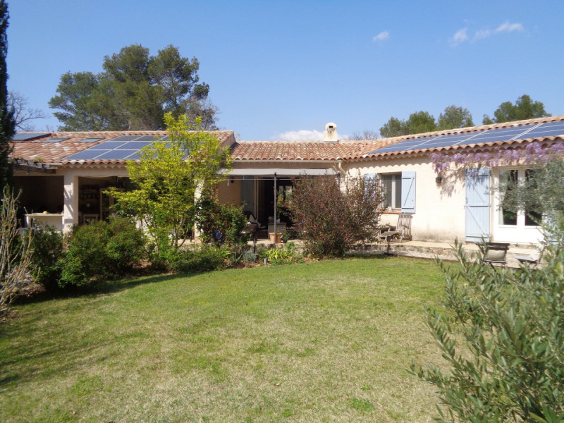 Deluxe sale house / villa Aups 735000€ - Picture 1