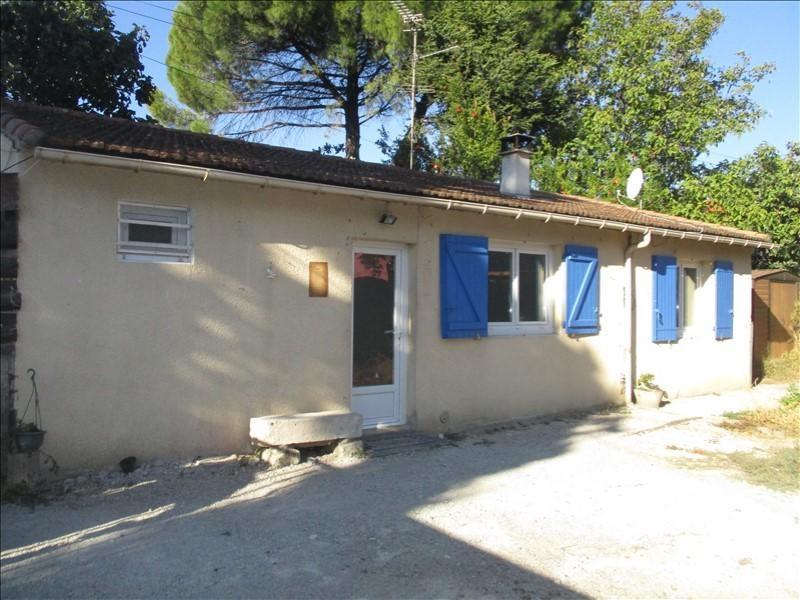 Location maison / villa Nimes 560€ +CH - Photo 1