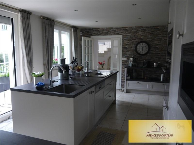 Sale house / villa Breval 517000€ - Picture 6
