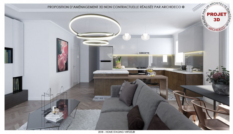 Vente appartement Sorgues 75 000€ - Photo 12