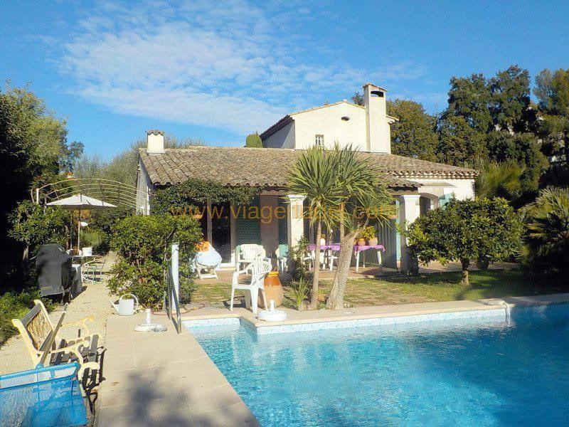 Viager maison / villa Antibes 644000€ - Photo 3