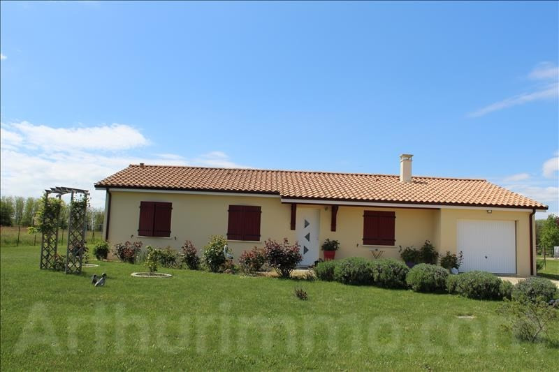 Vente maison / villa Bergerac 185000€ - Photo 1