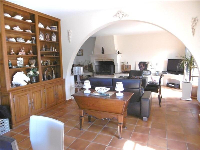Vente maison / villa Aigues vives 454000€ - Photo 3