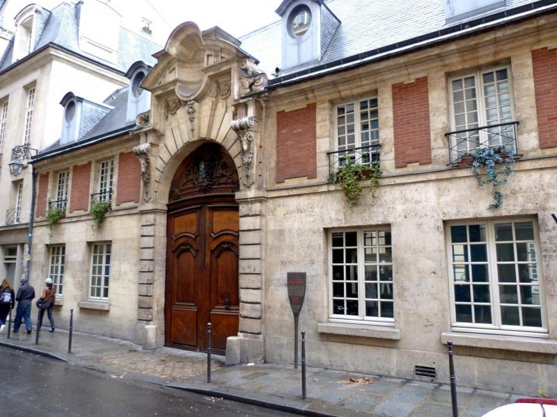 Verkoop van prestige  appartement Paris 3ème 1380000€ - Foto 8