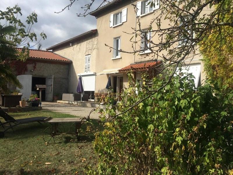 Sale house / villa Saint-maurice-l'exil 345000€ - Picture 1
