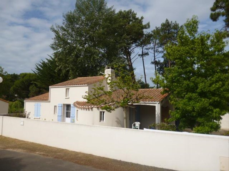Sale house / villa La tranche sur mer 261000€ - Picture 1