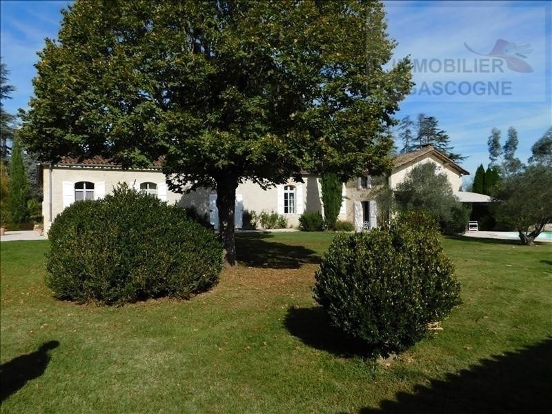 Deluxe sale house / villa Pavie 895 000€ - Picture 1