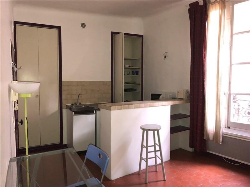 Rental apartment Aix en provence 540€ CC - Picture 1