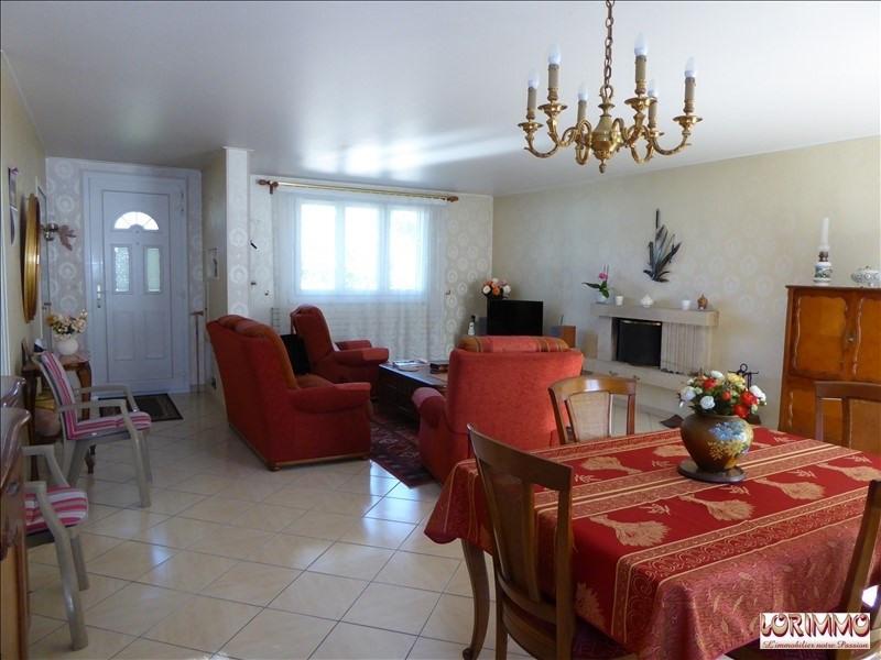 Vente maison / villa Mennecy 339000€ - Photo 2