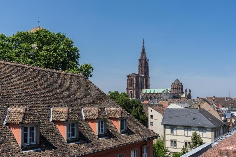 Vermietung von ferienwohnung wohnung Strasbourg 510€ - Fotografie 11