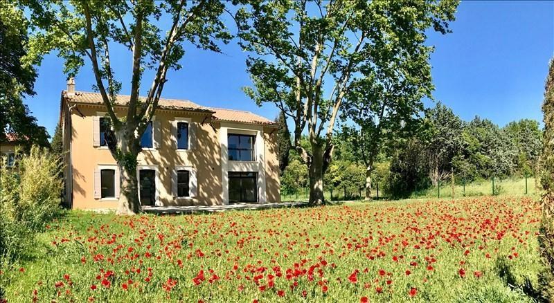 Revenda residencial de prestígio casa Montfavet 639900€ - Fotografia 1
