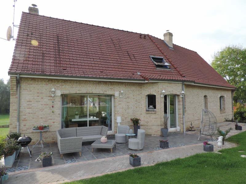 Revenda residencial de prestígio casa Arras 388000€ - Fotografia 1