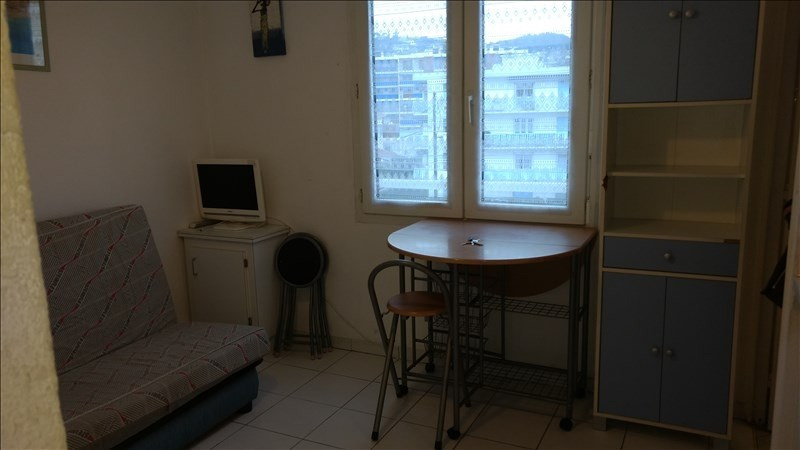 Location appartement Le golfe juan 455€ CC - Photo 5