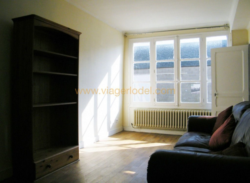 Vendita nell' vitalizio di vita casa St georges de rouelley 14200€ - Fotografia 3