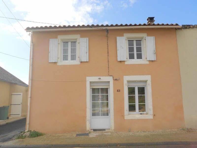 Sale house / villa Aigre 63500€ - Picture 2
