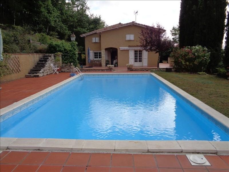 Sale house / villa Pessan 291000€ - Picture 2
