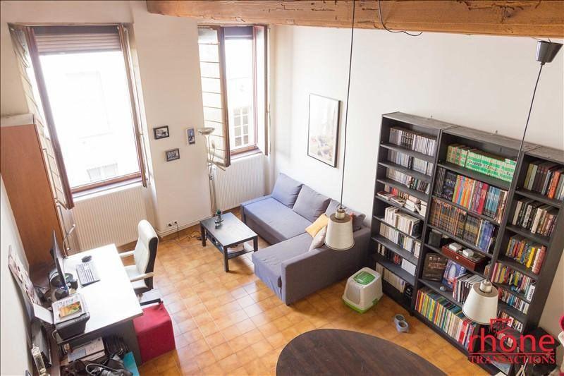 Vente appartement Lyon 1er 175000€ - Photo 1