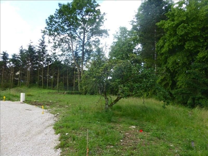Vente terrain Mamirolle 80000€ - Photo 2