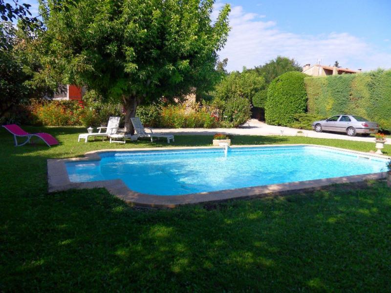 Sale house / villa Entraigues sur la sorgue 365000€ - Picture 10