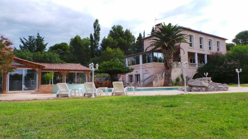Deluxe sale house / villa Aix en provence 850000€ - Picture 1