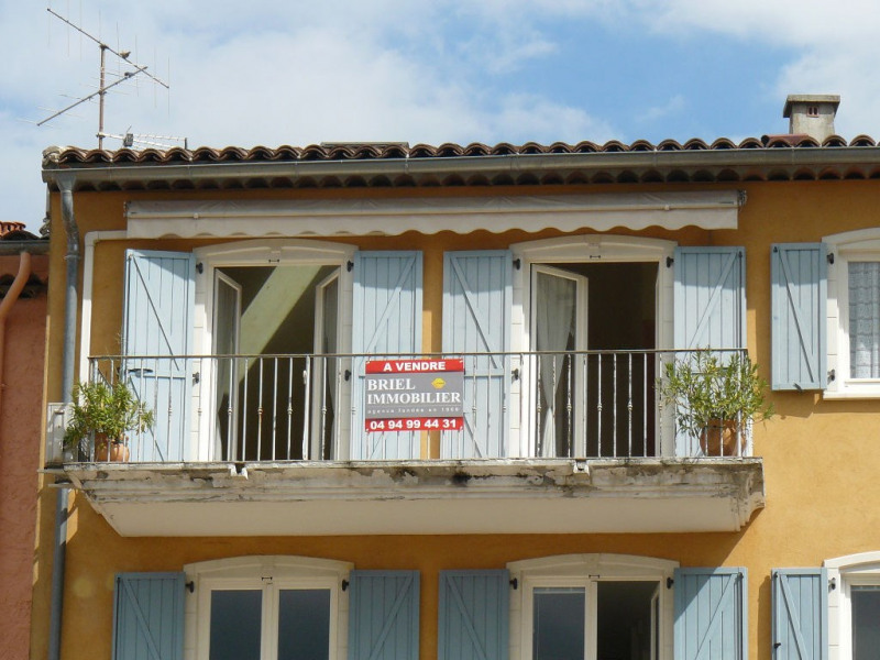 Vente appartement Vidauban 135 000€ - Photo 1