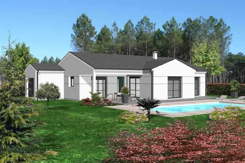 Maison  5 pièces + Terrain 850 m² Arnac la Poste (87160) par GCI CONSTRUCTION