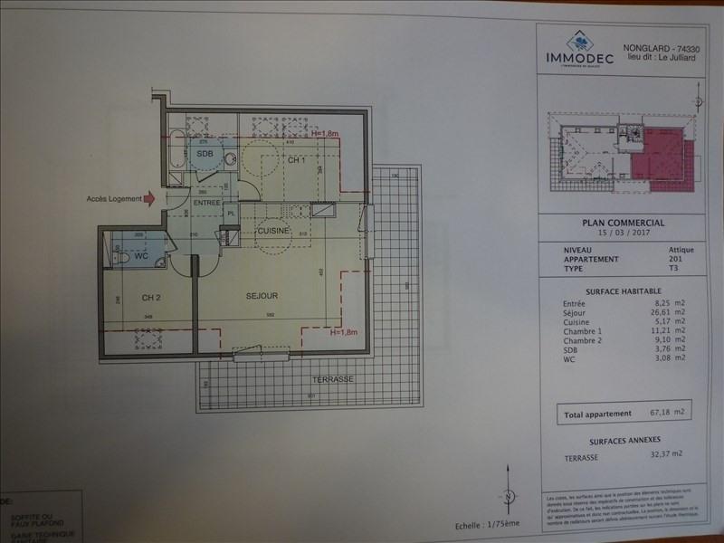 Sale apartment Nonglard 337000€ - Picture 4