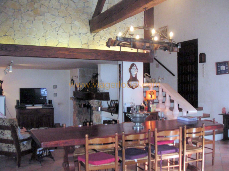 Viager maison / villa Rougiers 295 000€ - Photo 5