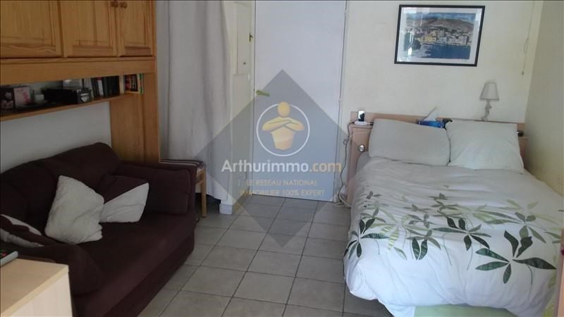Investment property apartment Sete 83 000€ - Picture 2