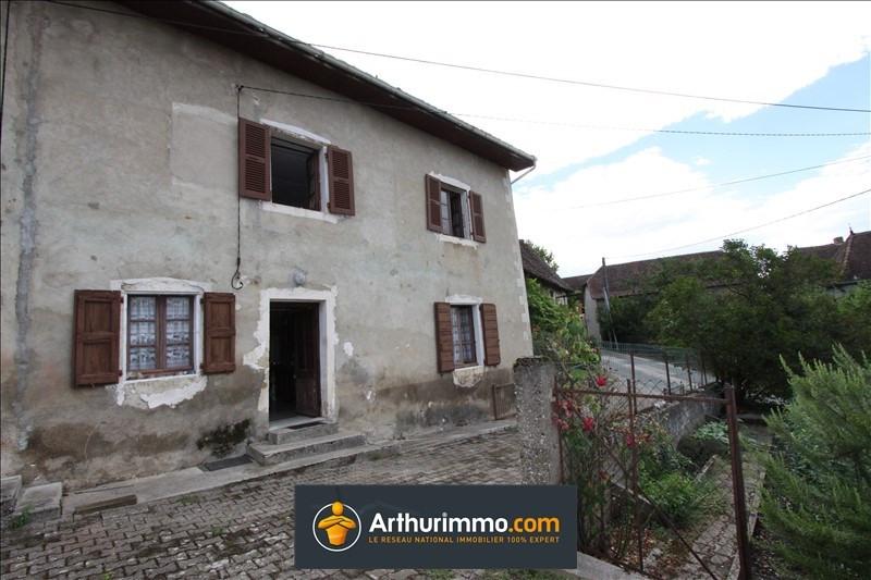 Sale house / villa Brangues 59900€ - Picture 1