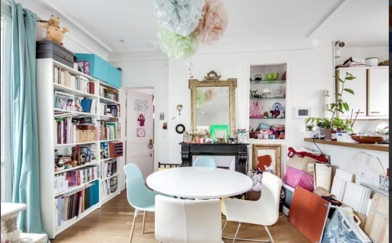 Vente appartement Paris 12ème 419000€ - Photo 2