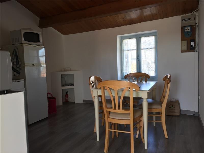 Vente appartement St vincent sur jard 65000€ - Photo 4