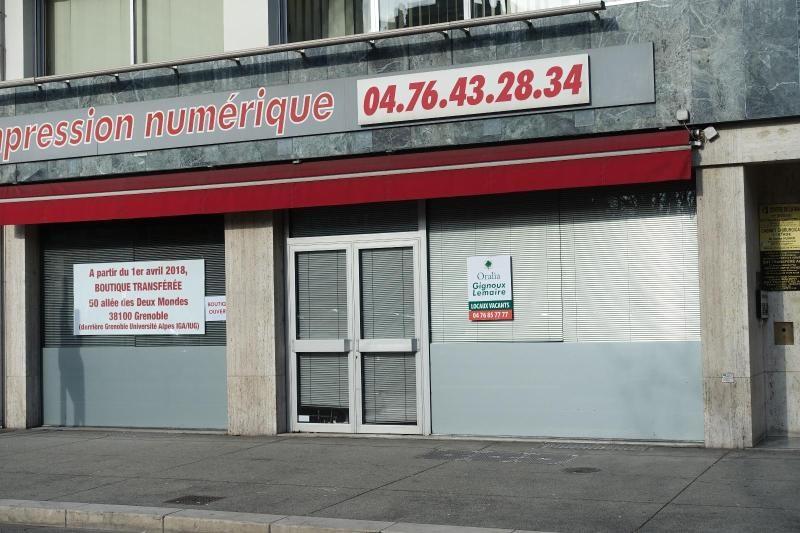 Location boutique Grenoble 1536€ CC - Photo 2