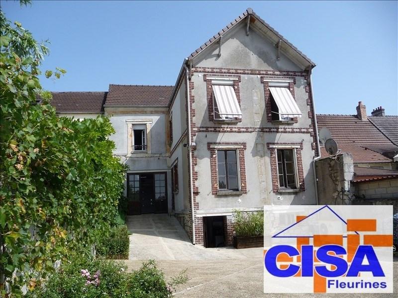 Sale house / villa Fleurines 299500€ - Picture 1