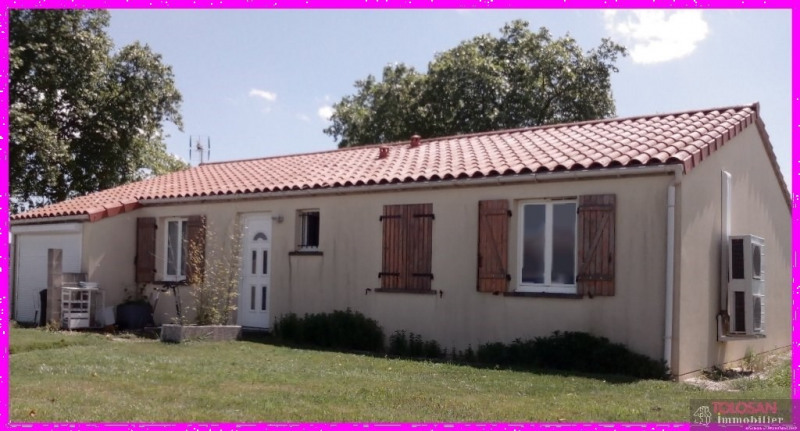 Vente maison / villa Calmont 170000€ - Photo 1