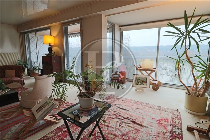 Sale apartment Le pecq 620 000€ - Picture 1