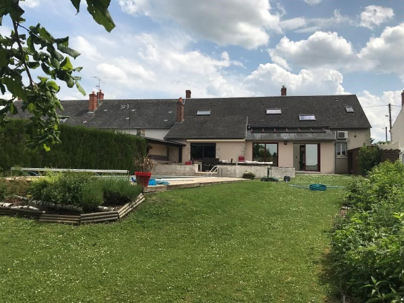 Vente maison / villa Checy 399000€ - Photo 8