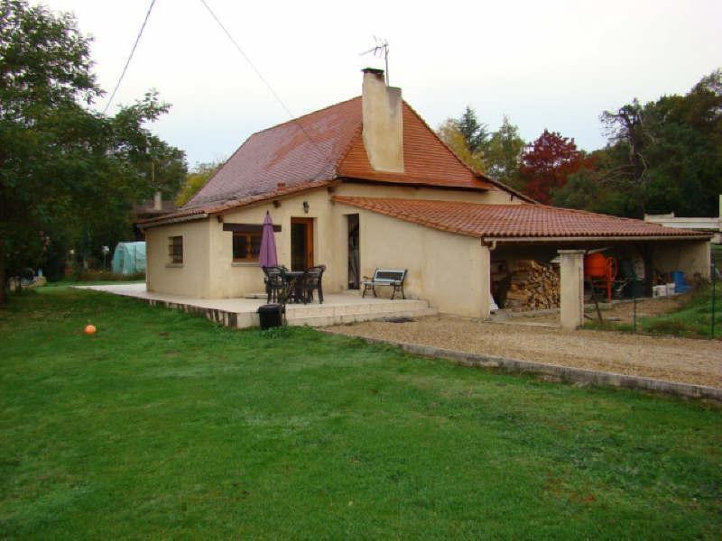Vente maison / villa Montpon menesterol 184500€ - Photo 1