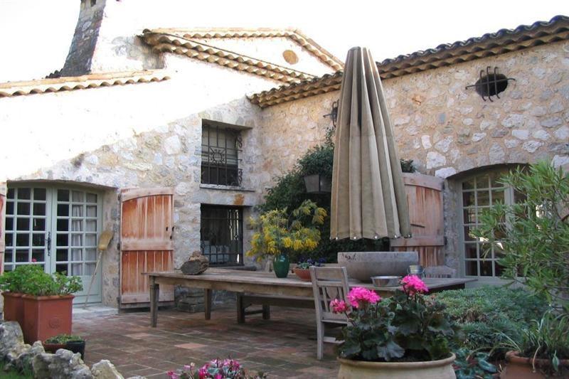 Vente de prestige maison / villa Mougins 2980000€ - Photo 1