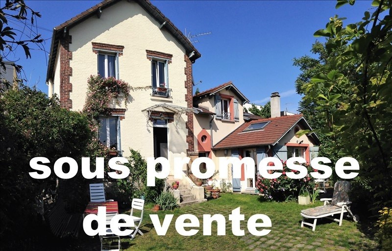 Sale house / villa Colombes 970 000€ - Picture 1