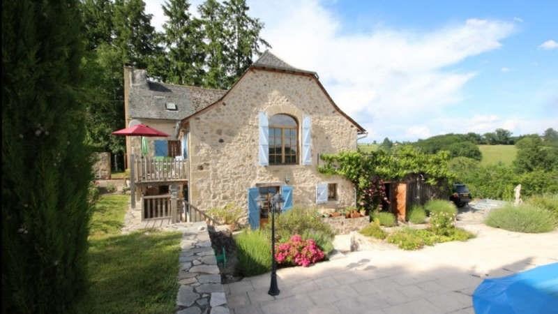 Deluxe sale house / villa Vabre tizac 365000€ - Picture 9