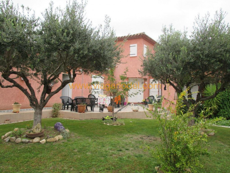 Vendita nell' vitalizio di vita casa Palau-del-vidre 171000€ - Fotografia 1
