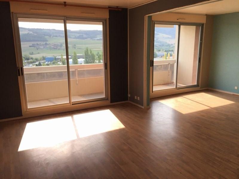 Sale apartment St chamond 75500€ - Picture 2
