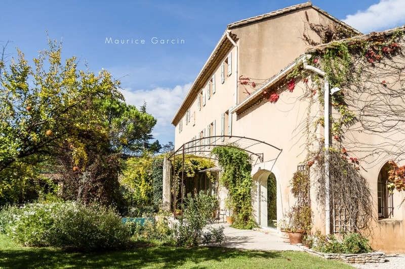 Vente de prestige maison / villa Carpentras 1570000€ - Photo 3